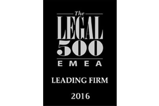 Italy - Guide to Law Firms 2017 (The Legal 500 EMEA 2017)